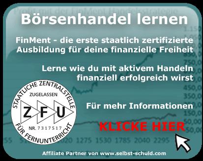 Finment - deine Tradingausbildung für finanzielle Freiheit