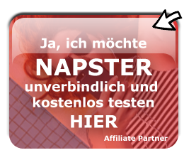 Napster kosenlos testen