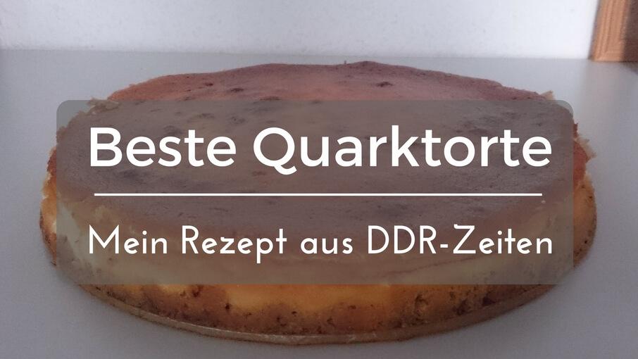 Meine Beste Quark Torte Rezept Mit Empathie Und Vielen