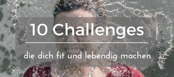 10 challenges ideen