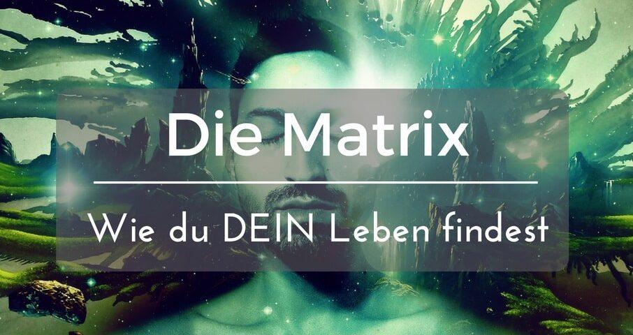 Leben wir in der Matrix