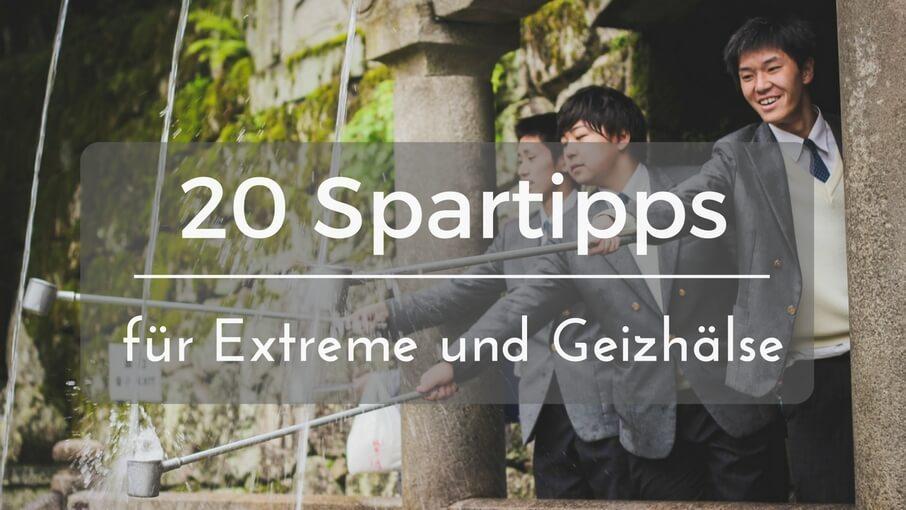 Mehr geld 20 extreme spartipps f r mutige sparer und for Extremer minimalismus
