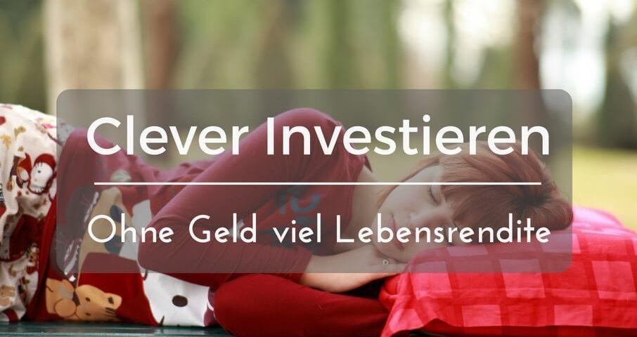 clever investieren 5 tipps