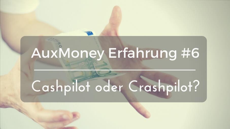 Auxmoney Geld Verleihen Erfahrung