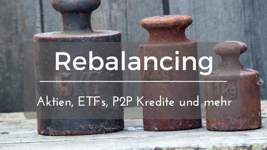 rebalancing aktien etfs p2p kredit