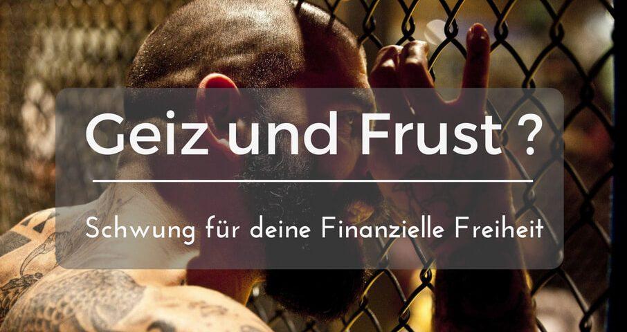 Finanzielle Freiheit Tipps Ticks Motivation