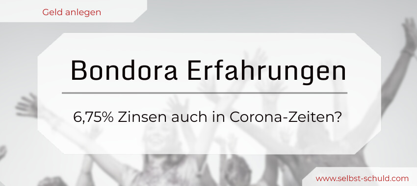Bondora Go and Grow Erfahrung - Zinsen Tagesgeld