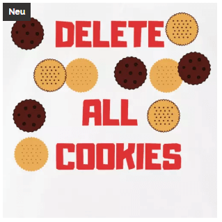 Delete all Coockies