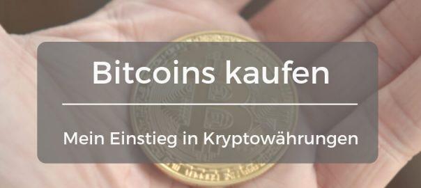 Bitcoins kaufen - erste Erfahrungen