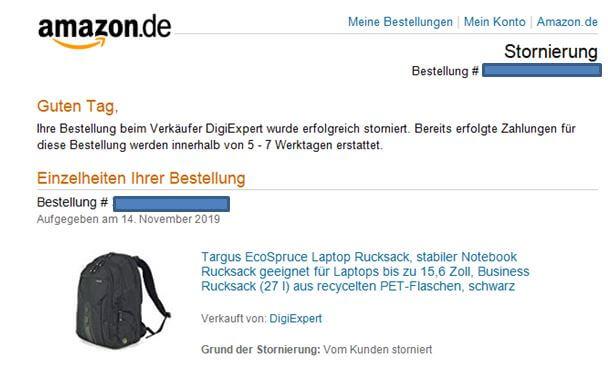Amazon Konto Gehackt Was Tun