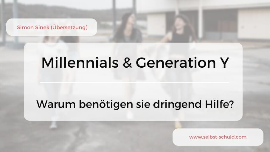 Simon Sinek - Millennials