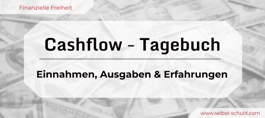Cashflow-Tagebuch - Einnahmen Ausgaben und Erfahrungen